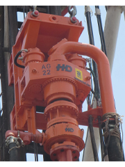 HR9000S RC Rotator